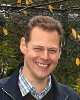 Photo of John King MBM tutor