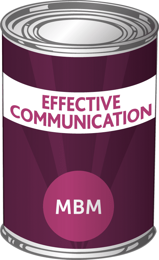Product- effective communication