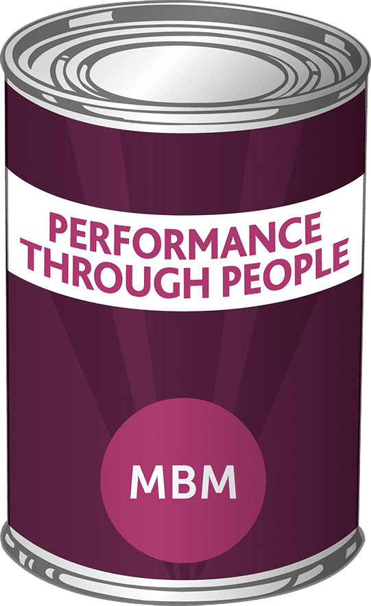 Product- performance through people