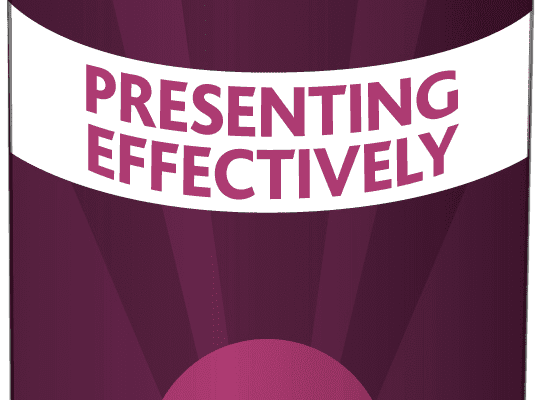 Product- presenting effectively