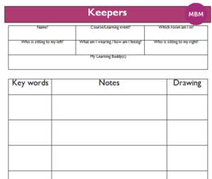 Keepers Image