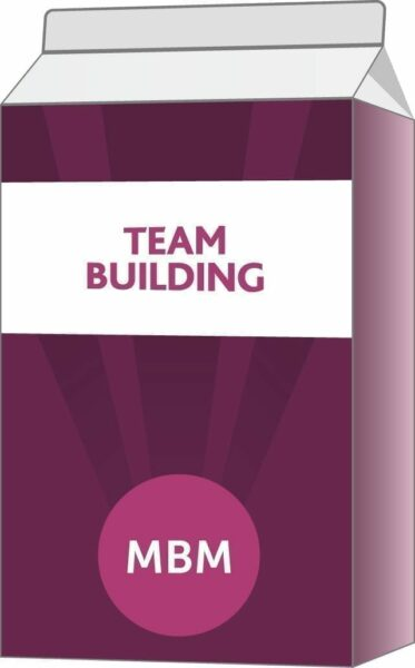 Picture of a Packet used to represent MBM Product Team Building