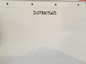Distractions Tool - Keep Your Mind Focused When You are Learning