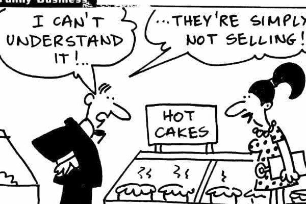 Hotcake Cartoon, PowerPoint Presentation