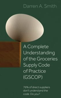 GSCOP Ebook cover by Darren Smith