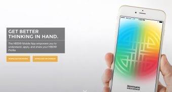 HBDI Mobile App - Herrmann Solutions