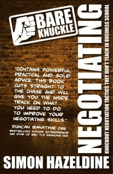 Bare Knuckle Negotiating - Negotiation Skills Trainer