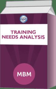 Training Needs Analysis Carton
