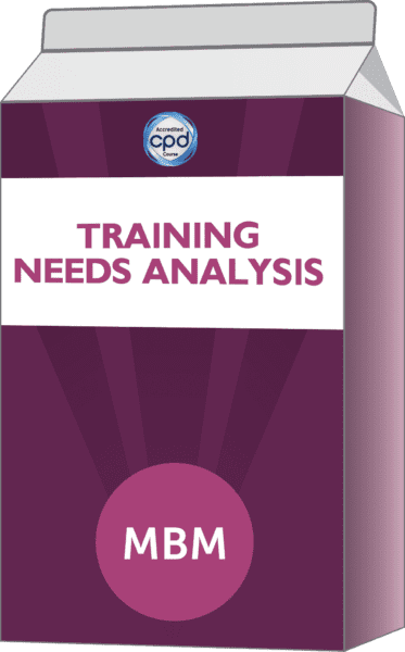 Training Needs Analysis Carton