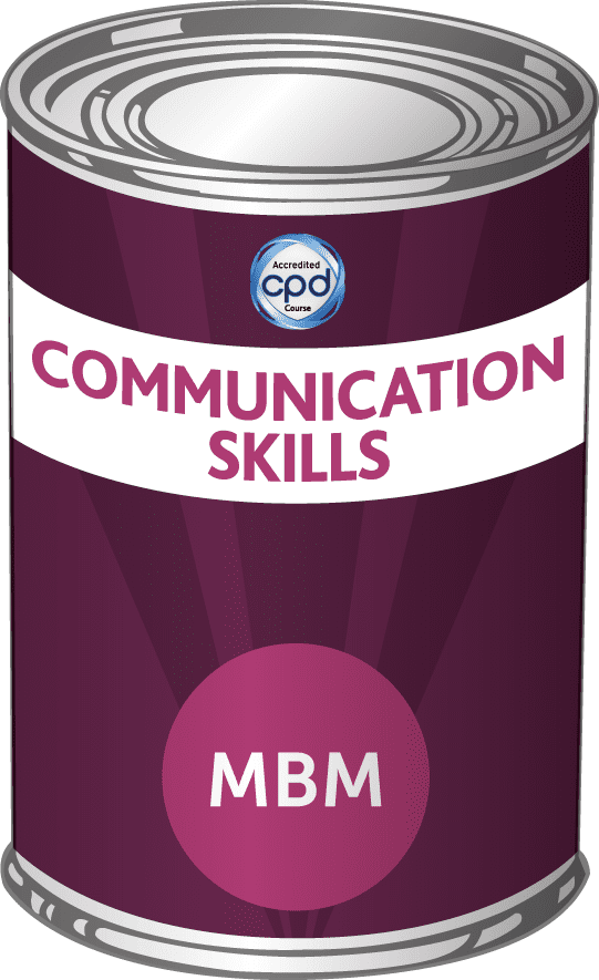 Communication Skills tin