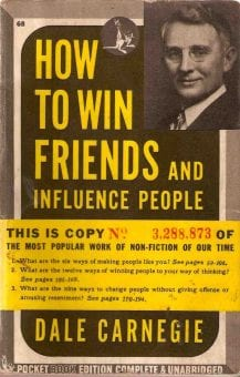 How to Win Friends and Influence People - Best self help books