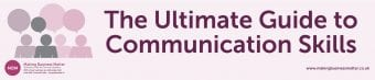 The Ultimate Guide to Communication Skills Banner