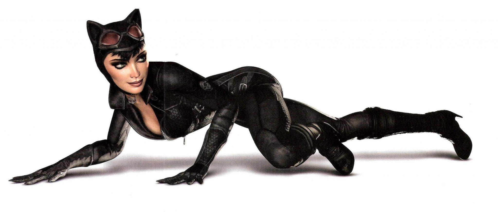 Catwoman HRTime - Stealth Mode