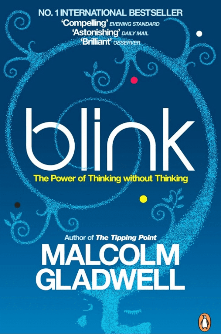 Blink by Malcolm Gladwell - MBM Training Provider