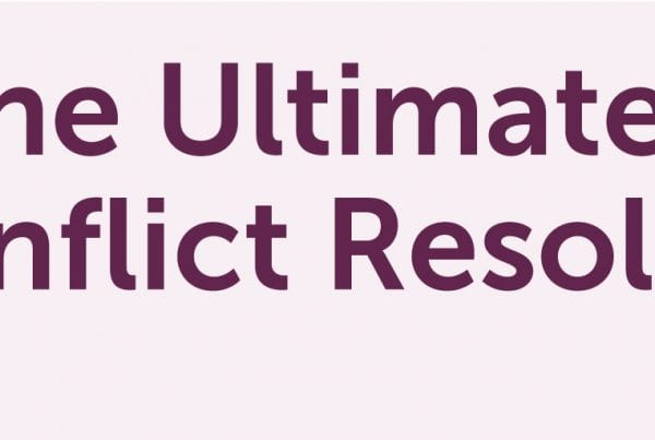 Ultimate Guide Featured Image - Conflict Resolution Skills
