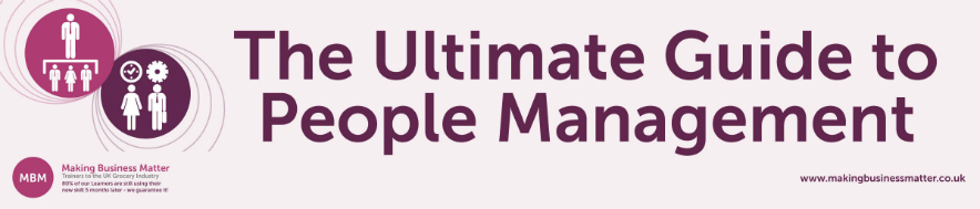 Banner for The Ultimate Guide to People Management