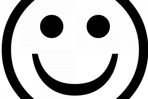 smiley face. expand the 'Happy Sheet'
