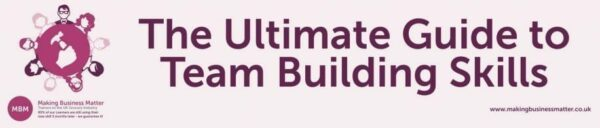 MBM banner for The Ultimate Guide to Team Building Skills
