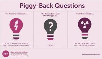 Piggyback Questions Image