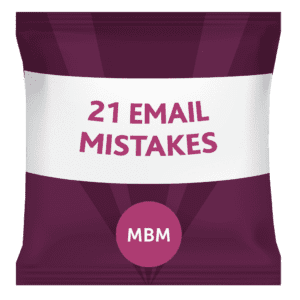 21 Email Mistakes