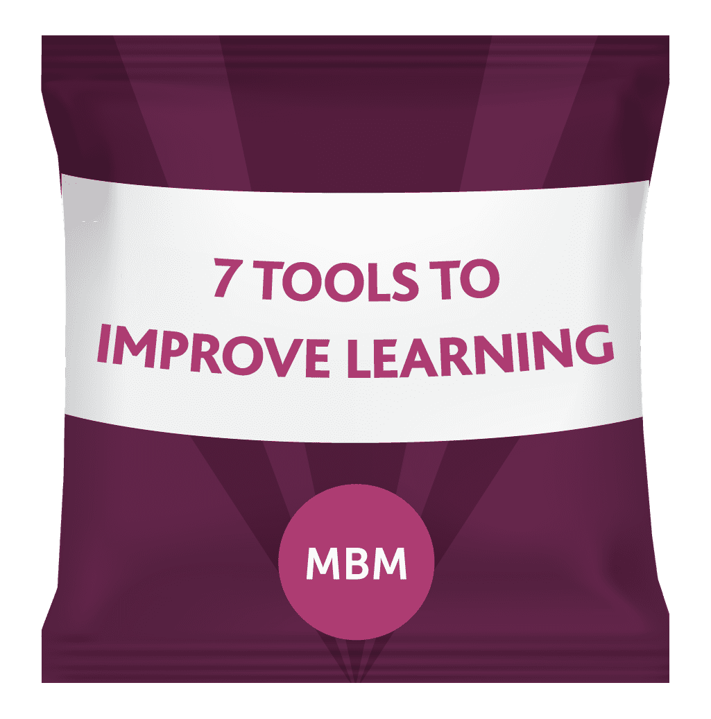 7 tools to improve training