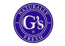 Naturally, Fresh G's logo