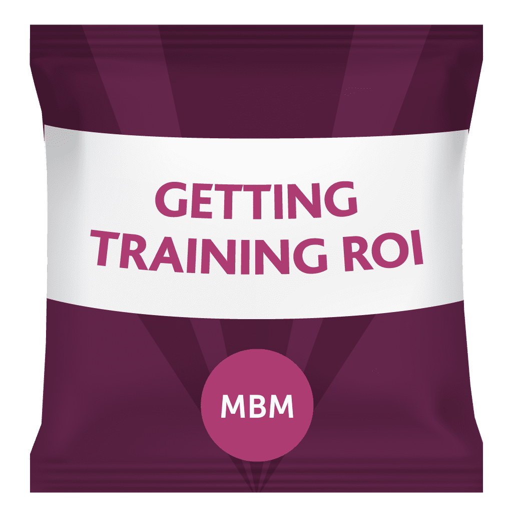 getting training ROI