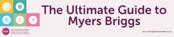 Myers Briggs Ultimate Guide Banner