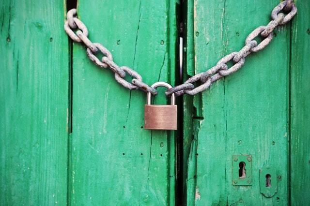 Deadlock, Image of Chain and Padlock