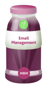 Email Management Bottle