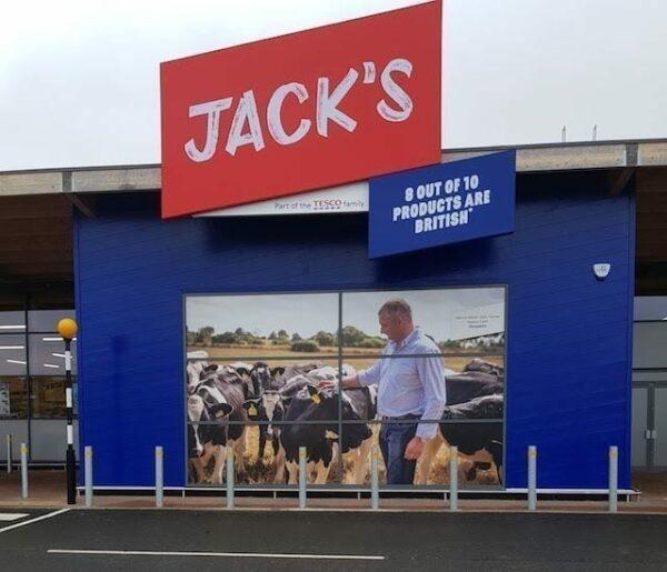 Tesco Jacks: First Impressions