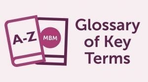 Glossary of Terms Image