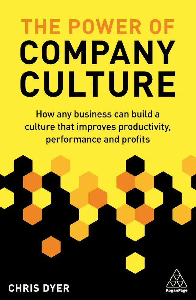The Power of Company Culture by Chris Dyer, Cover Image