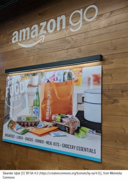 Amazon Go… Coming to a Corner Shop Near You?