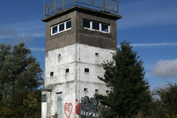 A watch tower
