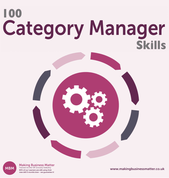 100 Category Manager Skills Tips from the Most Influential Category Managers in the UK Grocery Industry