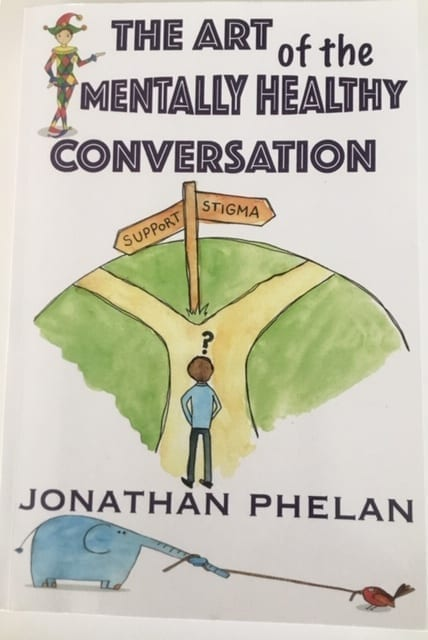 The Art of Mentally Healthy Conversation, Book Cover
