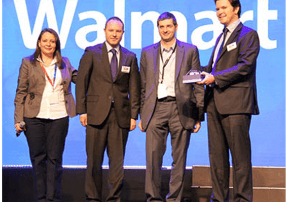 Walmart Chile Award