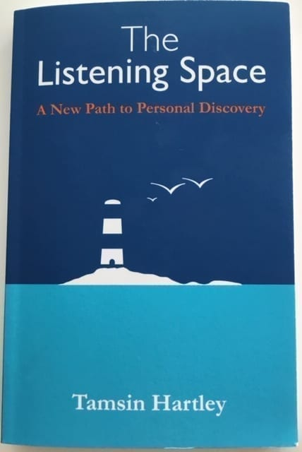 Listening Space by Tamsin Hartley, Book Cover