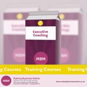 executive coaching pink carton