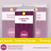 leadership skills pink cart