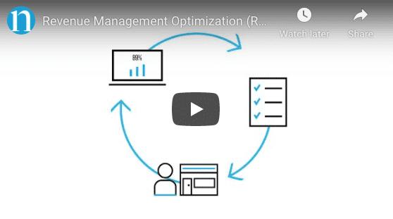 Screenshot of a Nielsen YouTube video on Net Revenue Management
