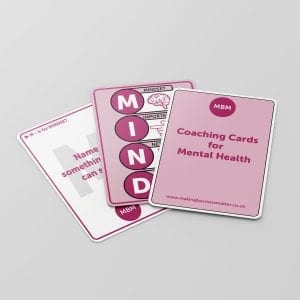 Mental Health Coaching Cards