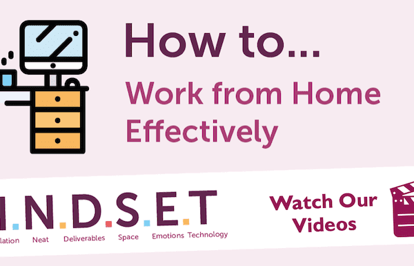 7 Best Practices of Working from Home, Videos
