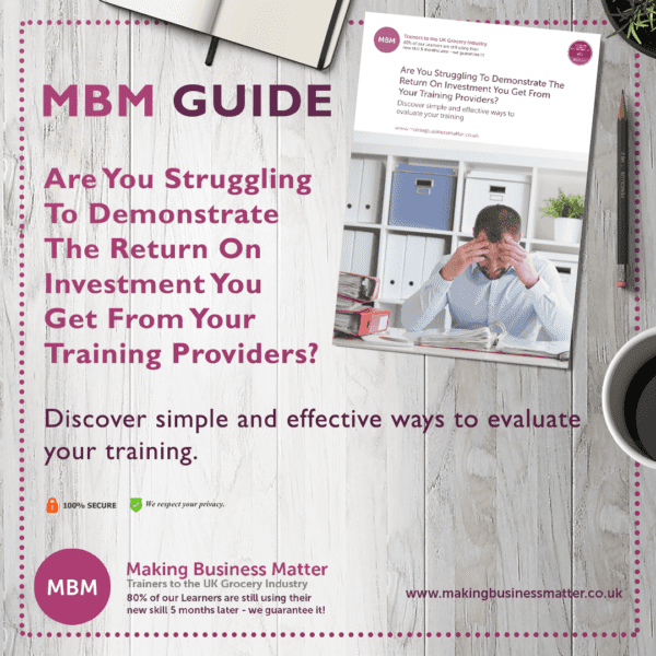 MBM graphic for an MBM Guide