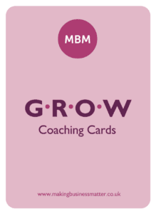 Grow Coaching Cards