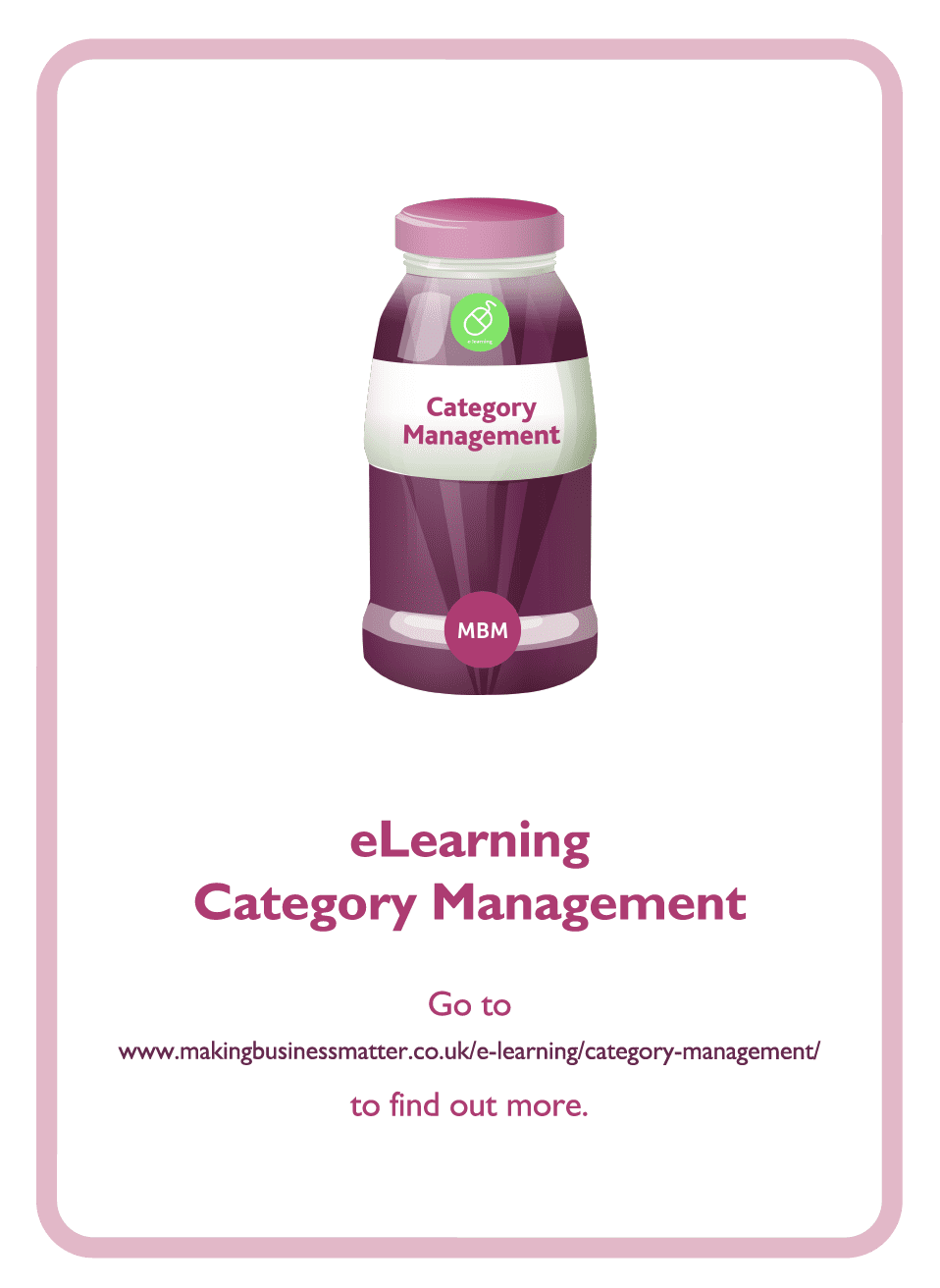 Negotiation coaching card titled eLearning