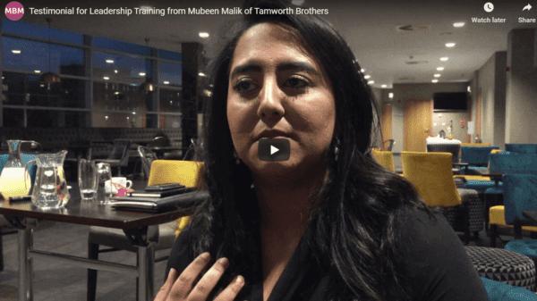 Video Testimonial from Mubeen Malik