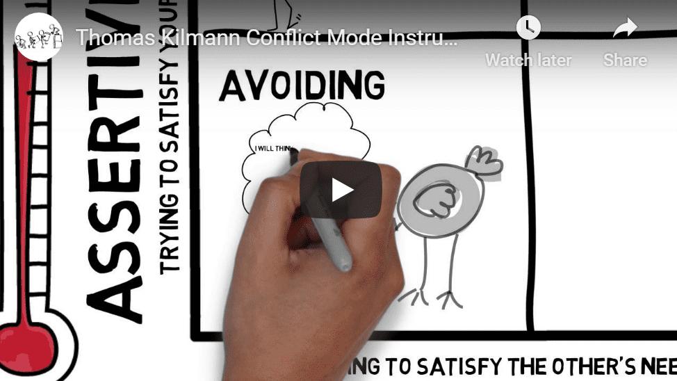 Conflict resolution skills Vids