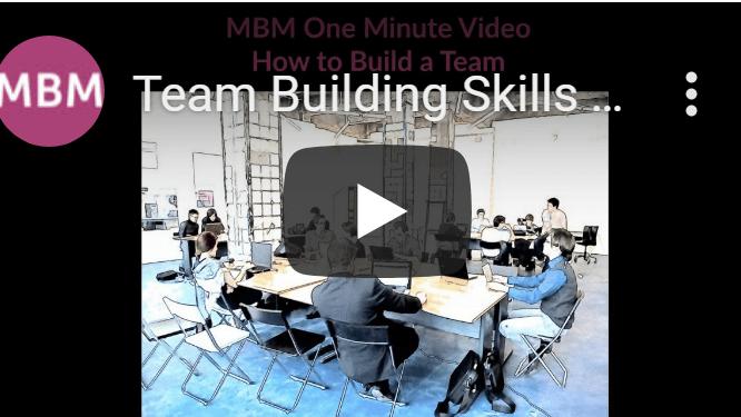 Leadership skills